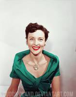 Betty White by GuddiPoland