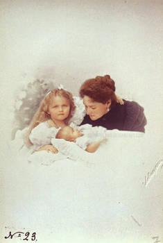 Alix + Olga + Maria