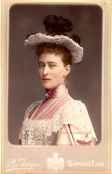 Grand Duchess Elisabeth