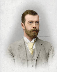 Nicholas II by GuddiPoland