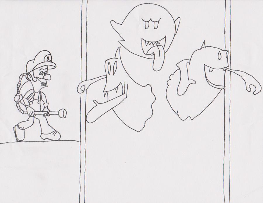 Luigi S Mansion Dark Moon A 5 Huguimgs