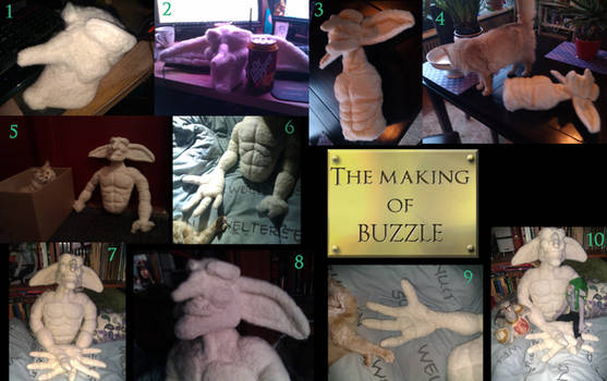 The Making of Buzzle