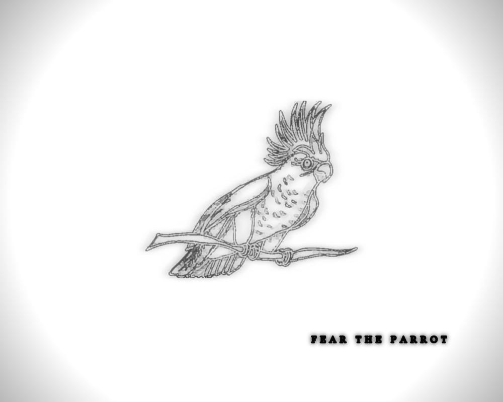 Fear The Parrot by database404