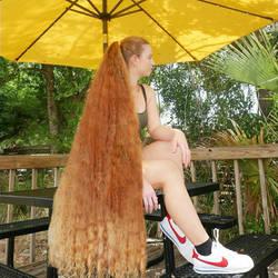 Amber's Rapunzelization: Revisited!