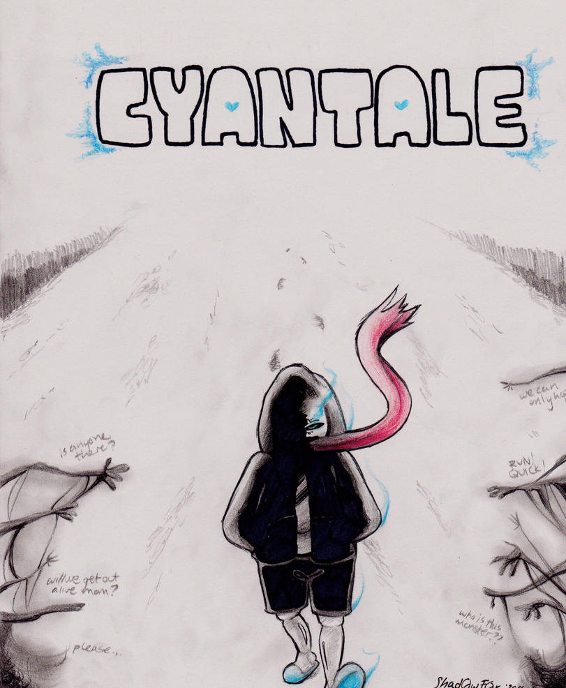 .::Cyantale Cover::. by PikaSonic