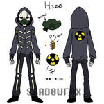 .::OC Haze - Bio and Ref::.