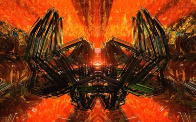 Alien'D by FractAlienDesign