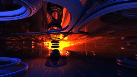 Alien Pinball by FractAlienDesign