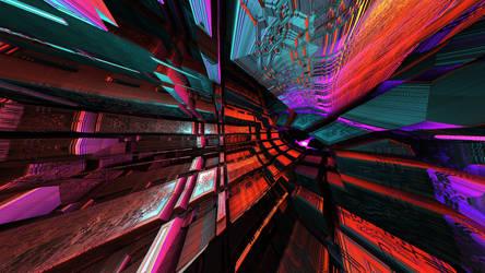 hei Hei Cavern~ by FractAlienDesign