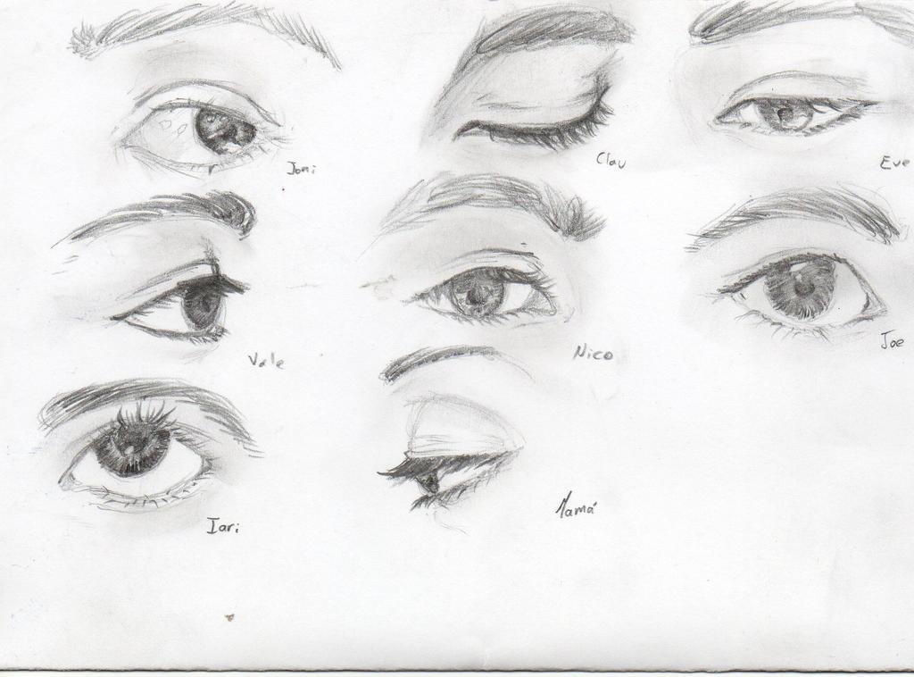 eyes by Thepuredirty