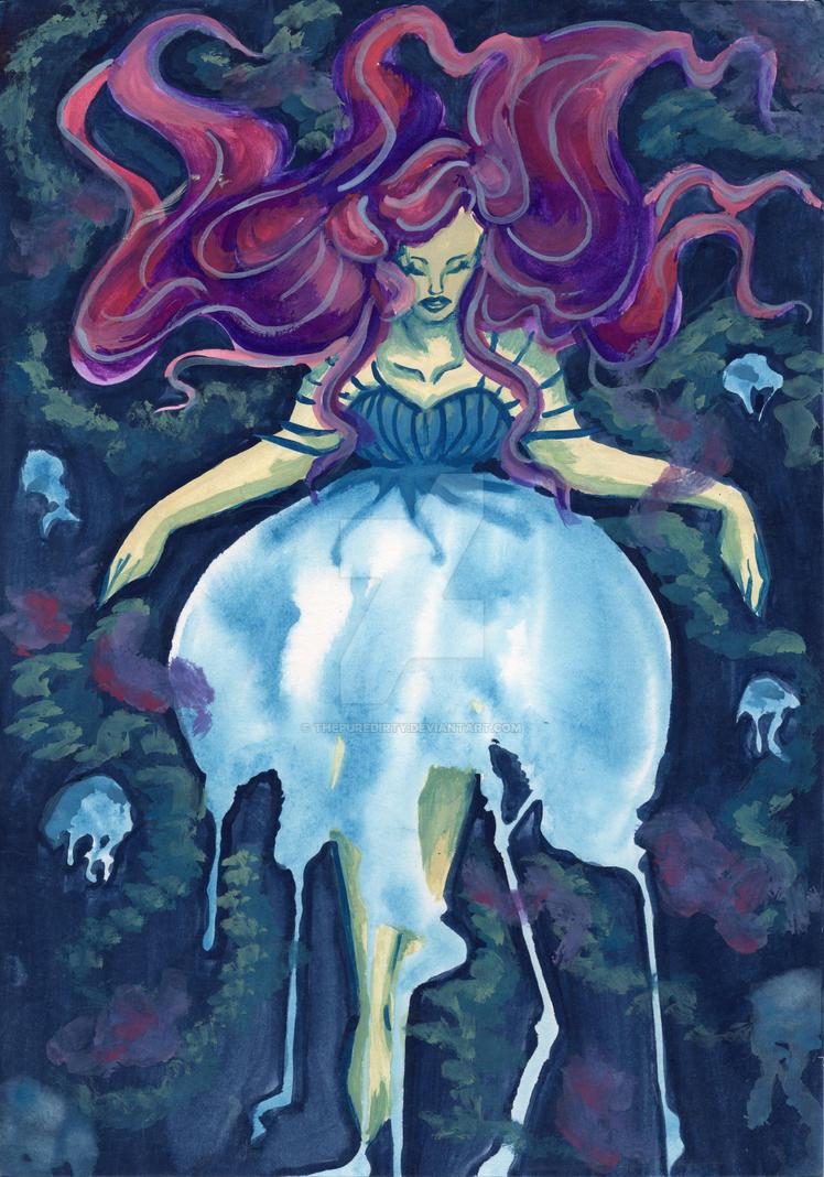 jellyfish by Thepuredirty