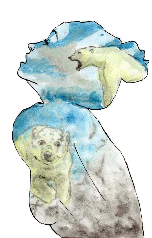 Bear spirit 1 by Thepuredirty