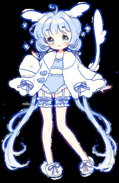 princess milksuu by milksuu