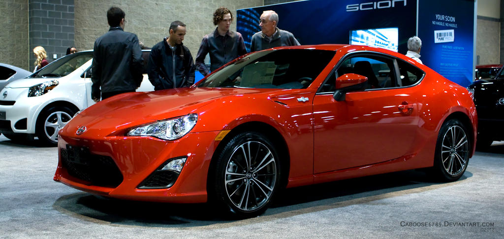 scion fr s ct international auto show 2012 by. Black Bedroom Furniture Sets. Home Design Ideas