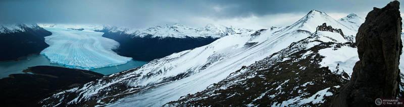 Panoramica Glaciar by yocar