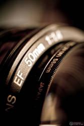 Macro lente 50mm by yocar