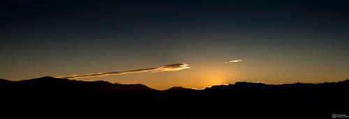 Cuando cae el sol by yocar