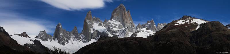 Panoramica El Chalten by yocar