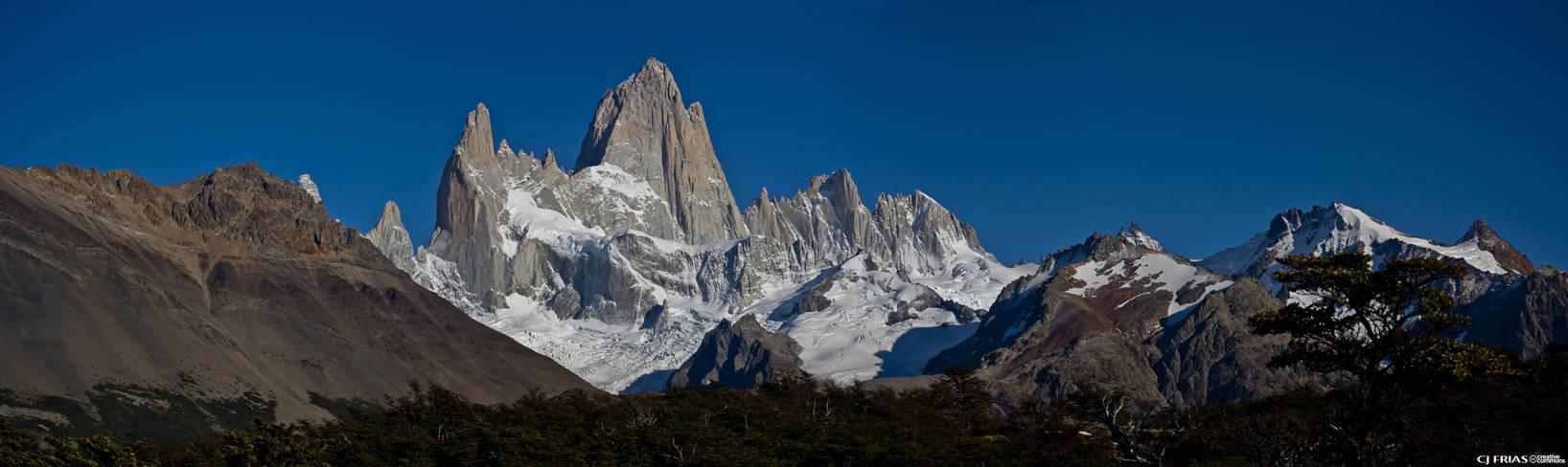Panoramica El Chalten