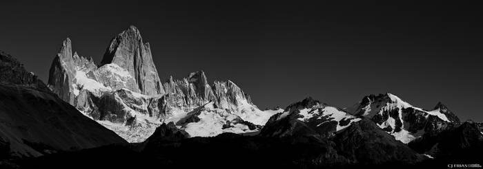 Panoramica Cerro El Chalten by yocar