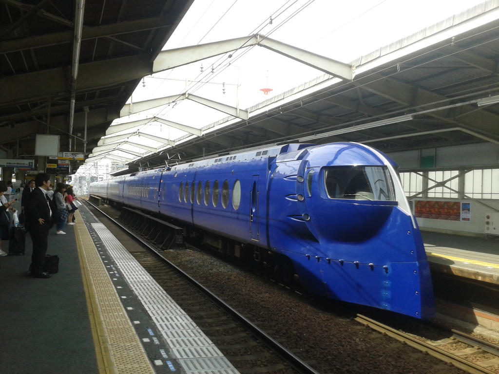 Nankai Railway Airport Limited Express by synersignart