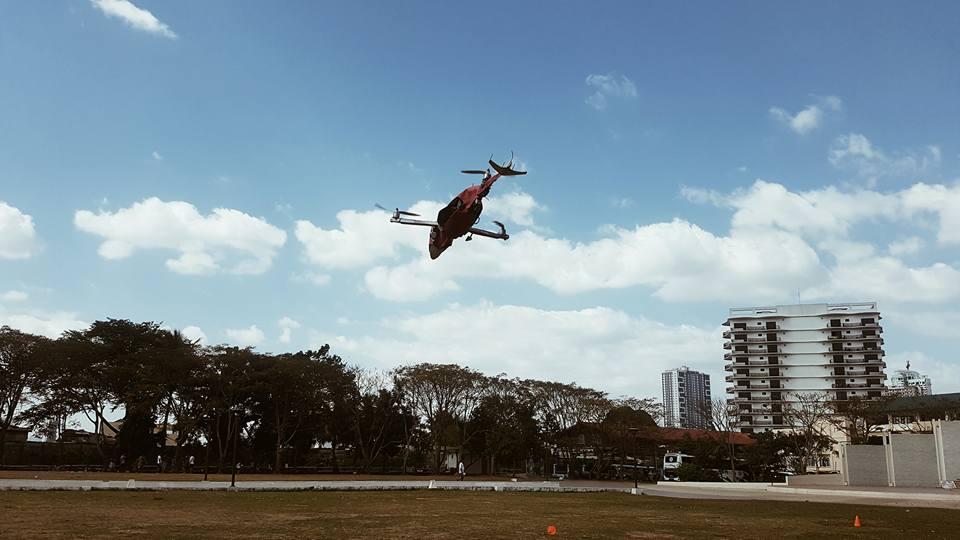 dronegon px40 Bindi by synersignart