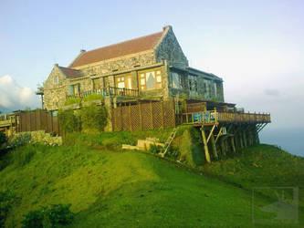 Batanes House_Cafe by greyfox4728