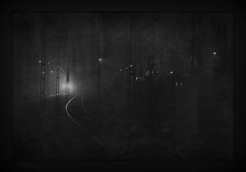 darktown station: approaching by ionWill
