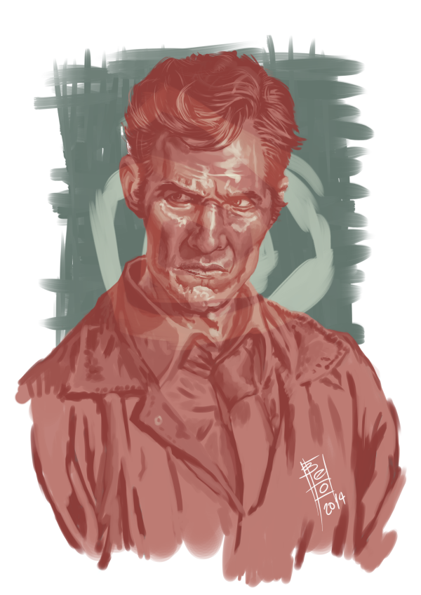True Detective - Rust Cohle by Gigabeto