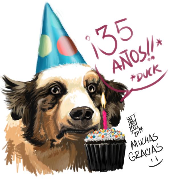 Happy Birthday To Me! by Gigabeto