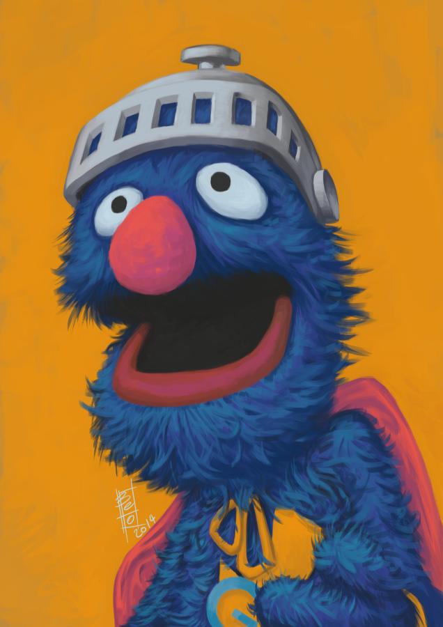 Grover  by Gigabeto