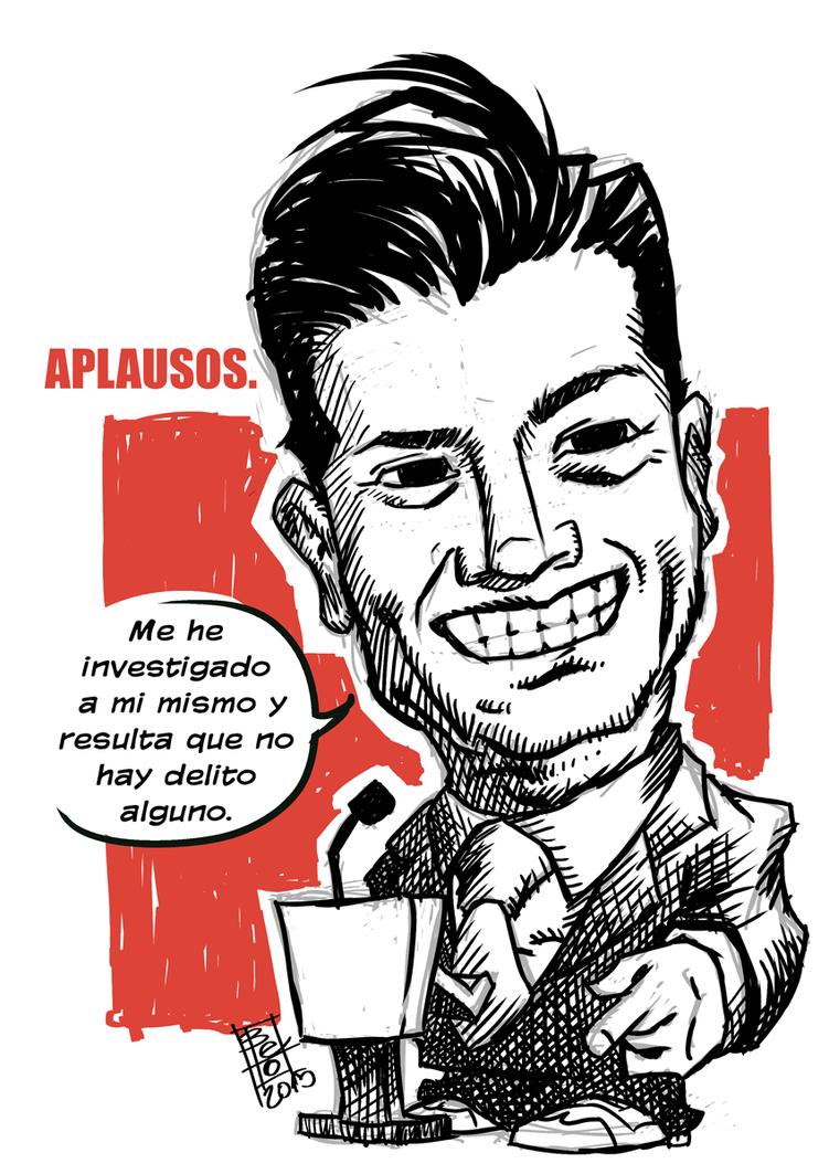 Aplausos para EPN by Gigabeto