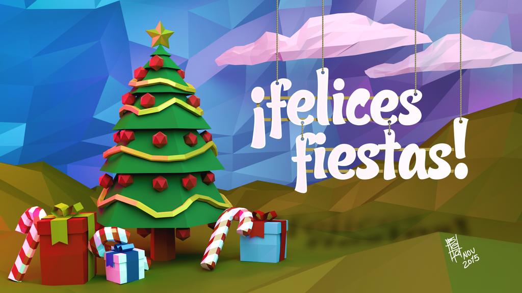Happy Holidays (2015) by Gigabeto