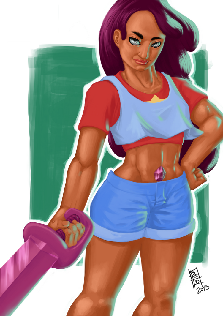 Stevonnie by Gigabeto