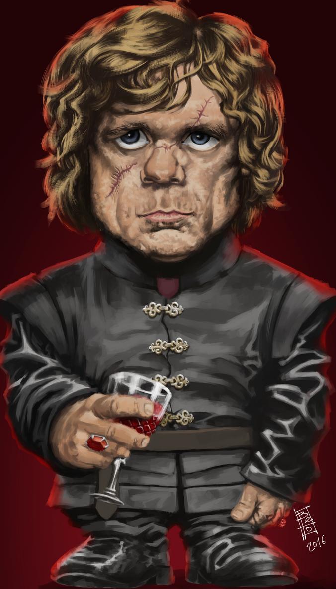 Tyrion by Gigabeto