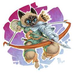 Ranger Cat