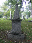 Interesting Cone Headstone 2 by OsorrisStock