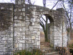 Fairy Tale Stone Doorway 2