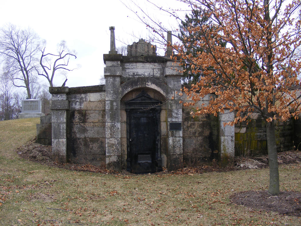Dublin Crypt 2 0309 1 by OsorrisStock