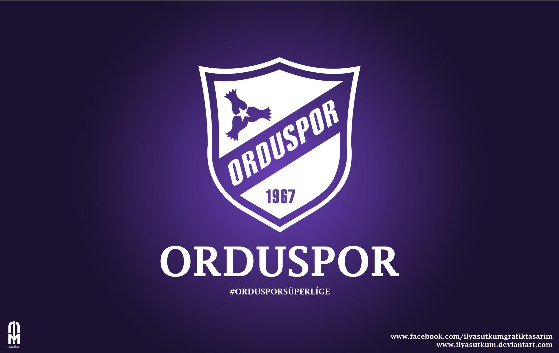 Orduspor Wallpaper HD by ilyasutkum on DeviantArt
