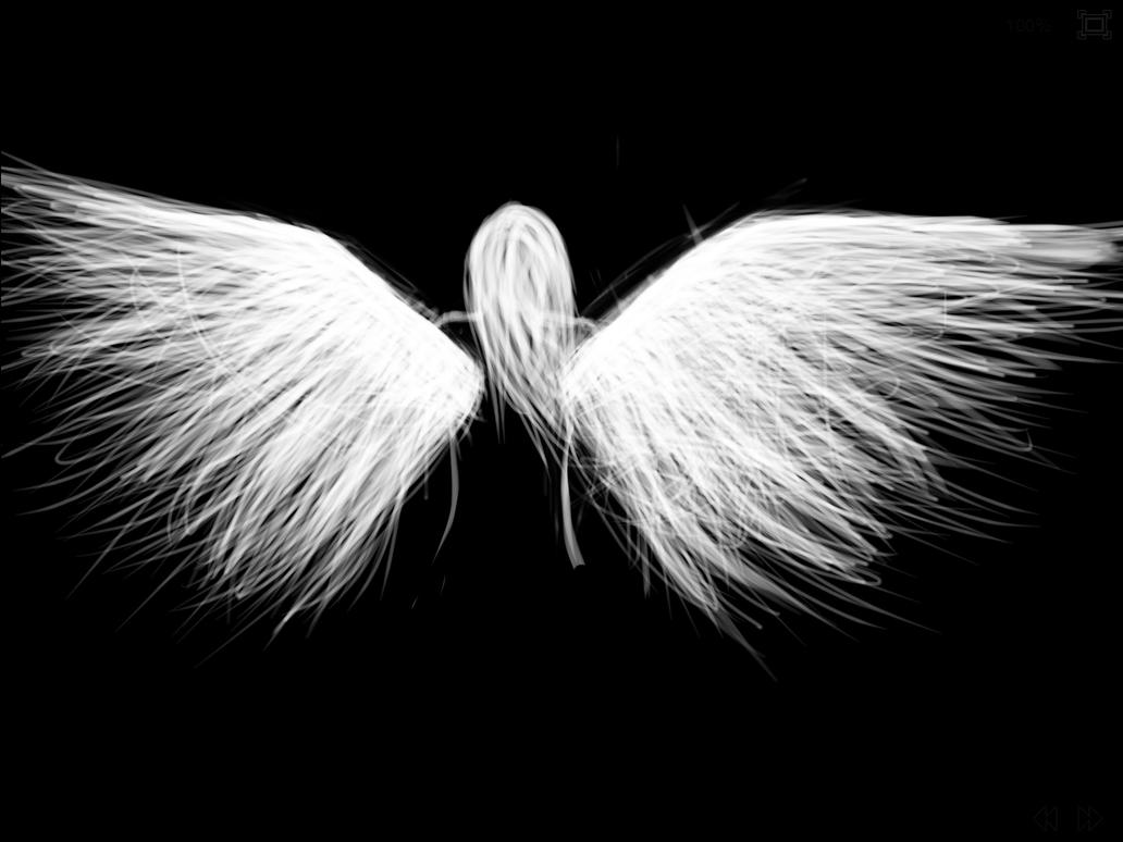how to develop angel wings