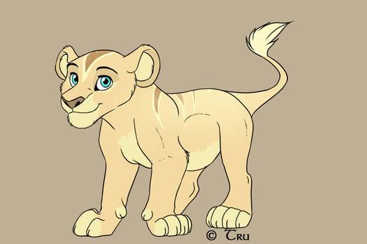 Lion Cub Adopt [OPEN]