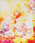 Wallpaper #1 : Kaori Miyazono [ PSD ]