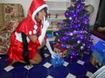 New Santa is in town!