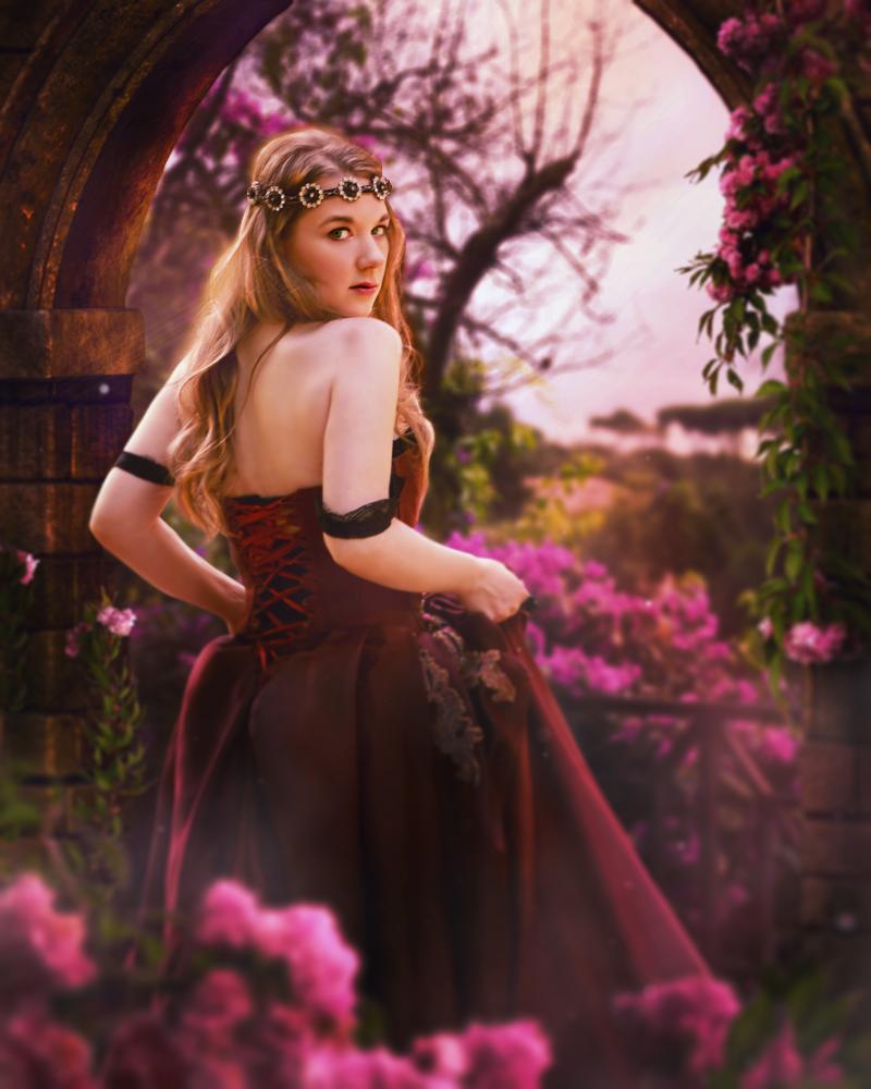 The Garden by randeeGALAXIES