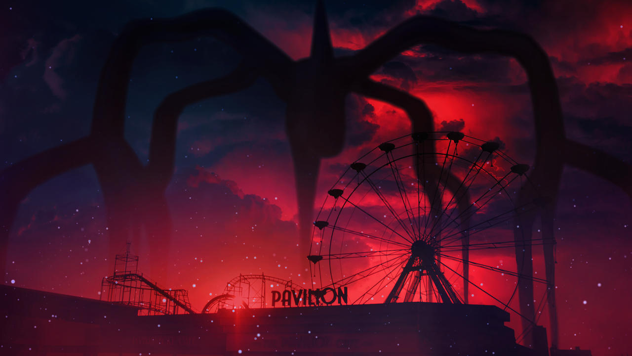 Stranger Things 1920x1080 Free Download By Randeegalaxies