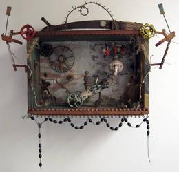 Early Machine Assemblage by bugatha1