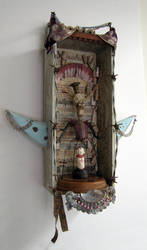 Assemblage: Mother by bugatha1