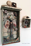 Assemblage: Connected Robots