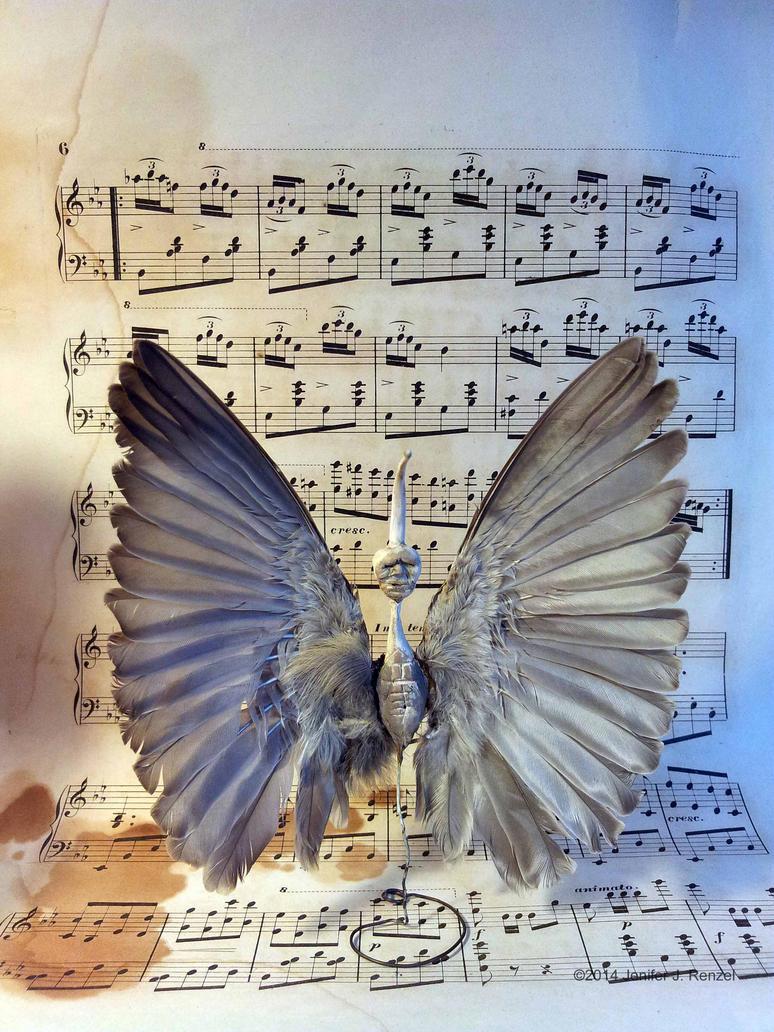 Winged Leader by bugatha1